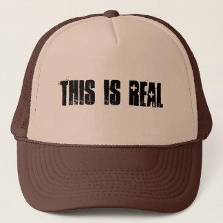C'est vrai casquette