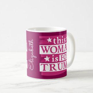 cette femme est pour l'atout mug