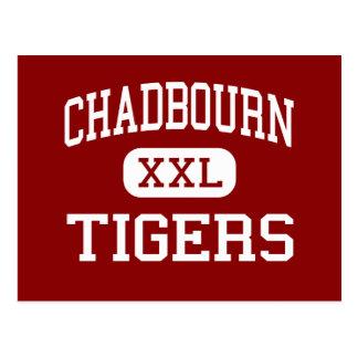 Chadbourn - tigres - milieu - Chadbourn Carte Postale