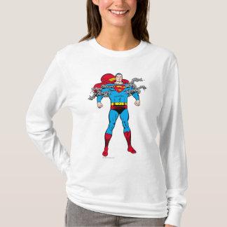 Chaînes de coupures de Superman T-shirt