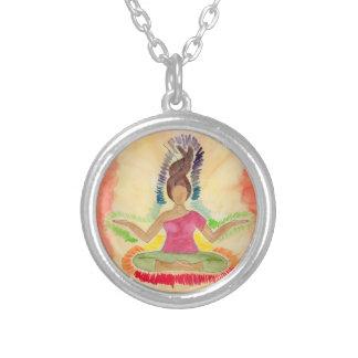 Chakra colore le collier