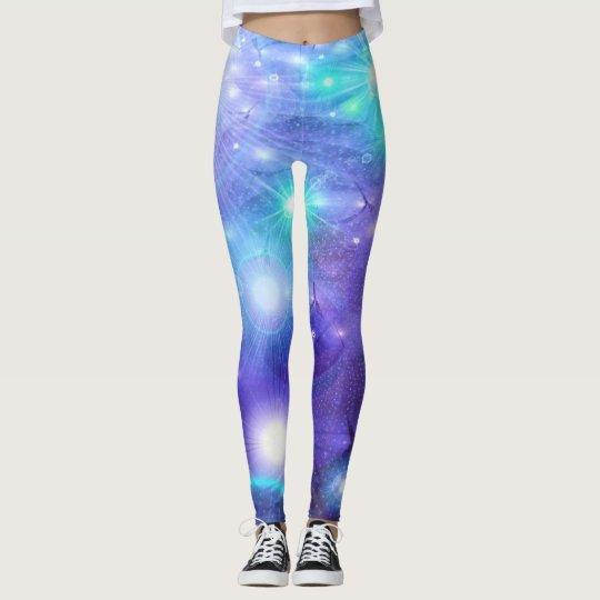 Chakra Universe Leggings