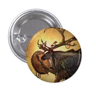 chaman badge rond 2,50 cm