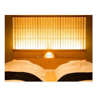 Chambre coucher cartes postales originales for Chambre a coucher hotel