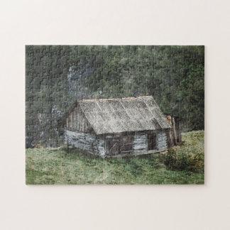 Chambre dans les collines puzzle