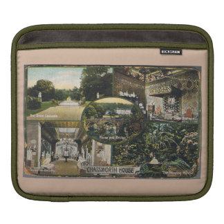 Chambre de Chatsworth Poches iPad