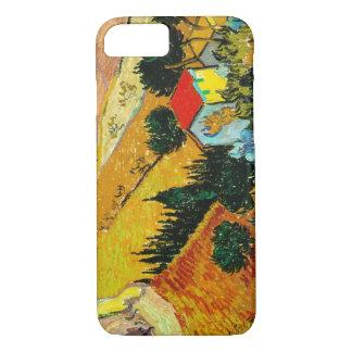 Chambre et laboureur Vincent van Gogh de paysage Coque iPhone 7