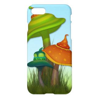 Champignons magiques coque iPhone 8/7