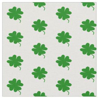 Chance du tissu irlandais