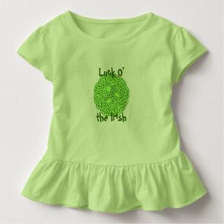Chance O l'Irlandais T-shirt Pour Les Tous Petits