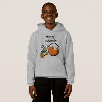 Chandail de basket-ball pour des garçons