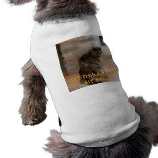 Chandail de chien et de chat t-shirt pour toutou