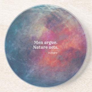 """Changement climatique : Les """"hommes conception Dessous De Verre"""