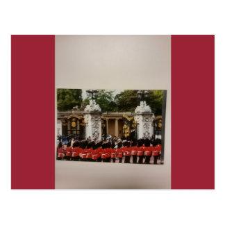 Changement de Buckingham Palace de la carte