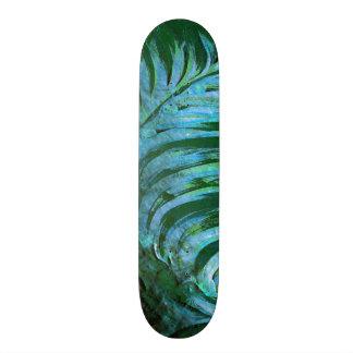 Changement de pas vert I Skateboards Cutomisables
