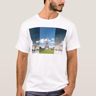 Changement de saison à Paris T-shirt