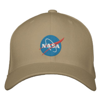 Chapeau brodé par logo de la NASA