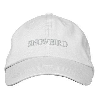 Chapeau brodé par Snowbird