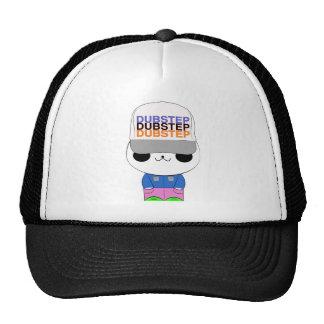Chapeau de camionneur de panda de Dubstep Casquette