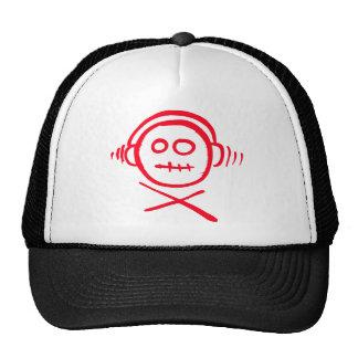 Chapeau de camionneur de REBELRADIO.FM ! Casquettes