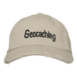 Chapeau de Geocaching Casquette Brodée