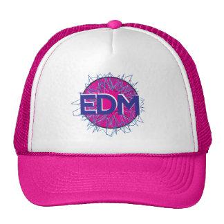Chapeau d'éloge d'EDM Casquette Trucker