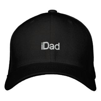 chapeaux de broderie de base-ball d'iDad pour le p Casquettes Brodées