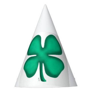 Chapeaux De Fètes 4 casquettes irlandais chanceux de partie de