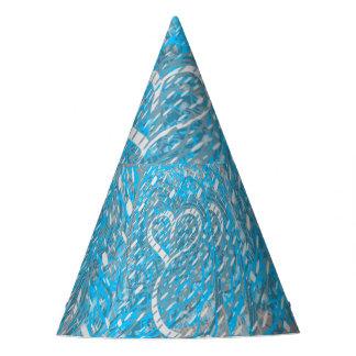 Chapeaux De Fètes Casquette de partie de coeur congelé par Milou