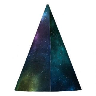 Chapeaux De Fètes Casquette de partie de galaxie d'espace