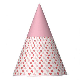 Chapeaux De Fètes Casquette minuscule de partie de coeurs