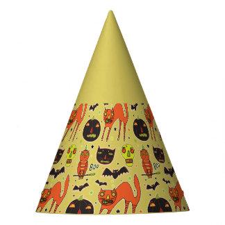 Chapeaux De Fètes Casquettes de partie de face à face de Halloween