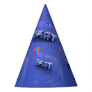 Chapeaux De Fètes Joyeux anniversaire