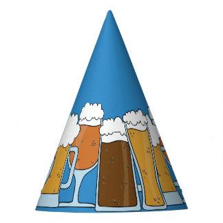 Chapeaux De Fètes Oktoberfest Beerfest. Collection de bière