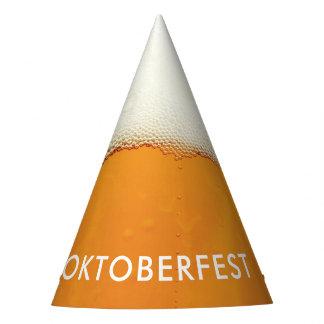 Chapeaux De Fètes Oktoberfest. Vraies lessives de bière