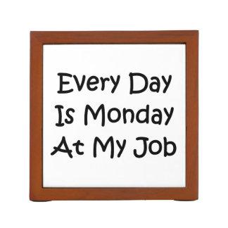 Chaque jour est lundi