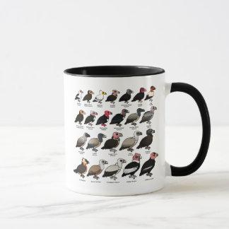 Chaque vautour mug