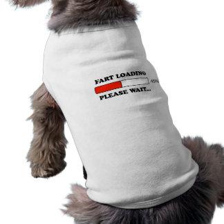 Chargement de pet tee-shirts pour toutous