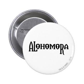 Charme | Alohomora de Harry Potter Badge Rond 5 Cm