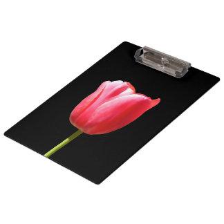 Charme simple de tulipe porte-bloc