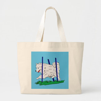 Charolette le Saomyed Grand Tote Bag
