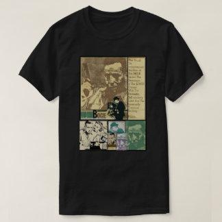 """""""Charriot"""" - 1, le T-shirt foncé de base des"""