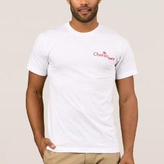 Chartes de Bareboating de T-shirt de logo de