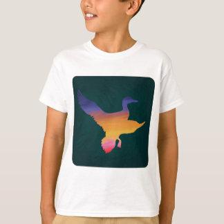 Chasse à canard t-shirt