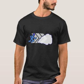 chasse de nuage t-shirt