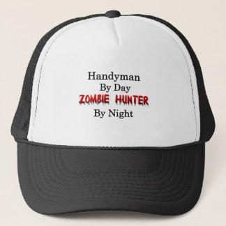 Chasseur de bricoleur/zombi casquette