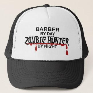 Chasseur de zombi de coiffeur casquette