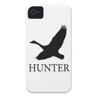 Chasseur d'oie coque iPhone 4