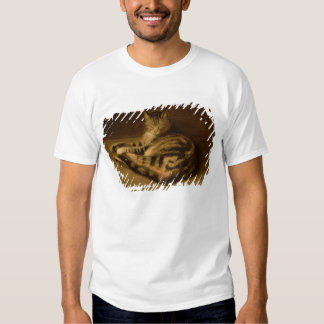 Chat couché, 1898 t shirts