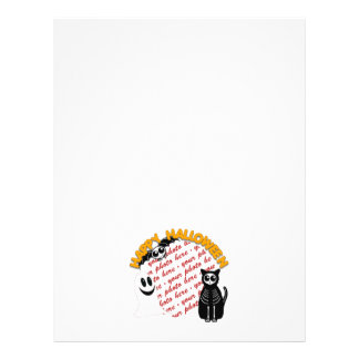 Chat de bande dessinée, batte et cadre prospectus 21,6 cm x 24,94 cm
